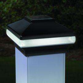Solarband VersaCap by Deckorators - Black