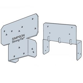 Simpson Strong-Tie Z-Max Post to Beam Brackets