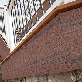 Trex Enhance Naturals Fascia Boards