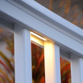 DeckLites LED Under-Rail Light By TimberTech