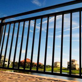 Riviera Level Rail Section Kits By Westbury Aluminum Railing