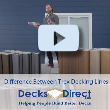 Trex Decking Differences Video