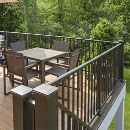 Glass Deck Balusters