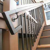 Railing Guide Terms - Graspable Hand Rail