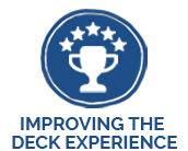 Improving the Deck Experience