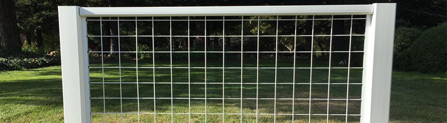 Trex Transcend Composite Railing System with Wild Hog Infill