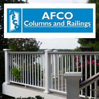 Afco Aluminum Railing