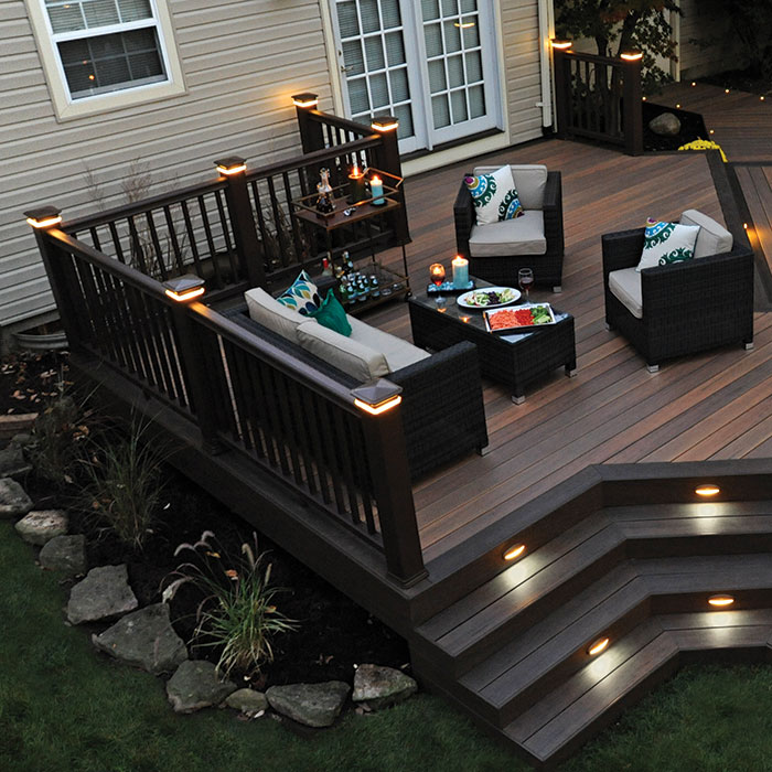 Timbertech By Azek Building Products Decksdirect