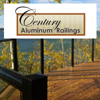 Century Aluminum Railing