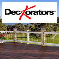 Deck Supplies Railing Lighting Balusters Post Caps