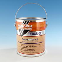 DecksDirect Penofin Cedar Oil