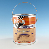 penofin cedar oil