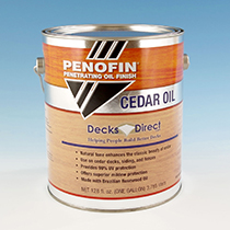 Cedar Oil 1-Gallon Can