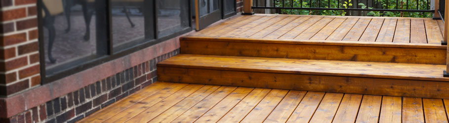 Composite & Specialty Deck Stain