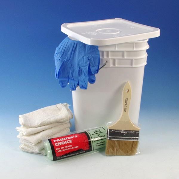 Hand Brush Restoration Kit