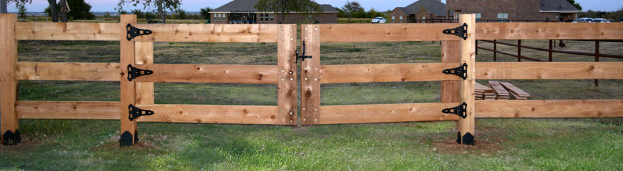 deck gates and hardware