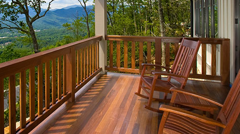 Deck Stain Image Gallery