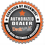DeckWise authorized retailer