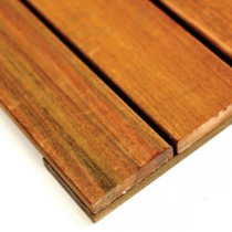 Deckwise Hardwood Deck Tiles