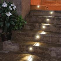 dekor recessed step lighting
