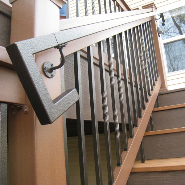 Fortress FE26 Secondary Handrail