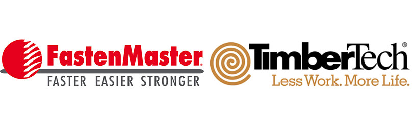 FastenMaster and TimberTech