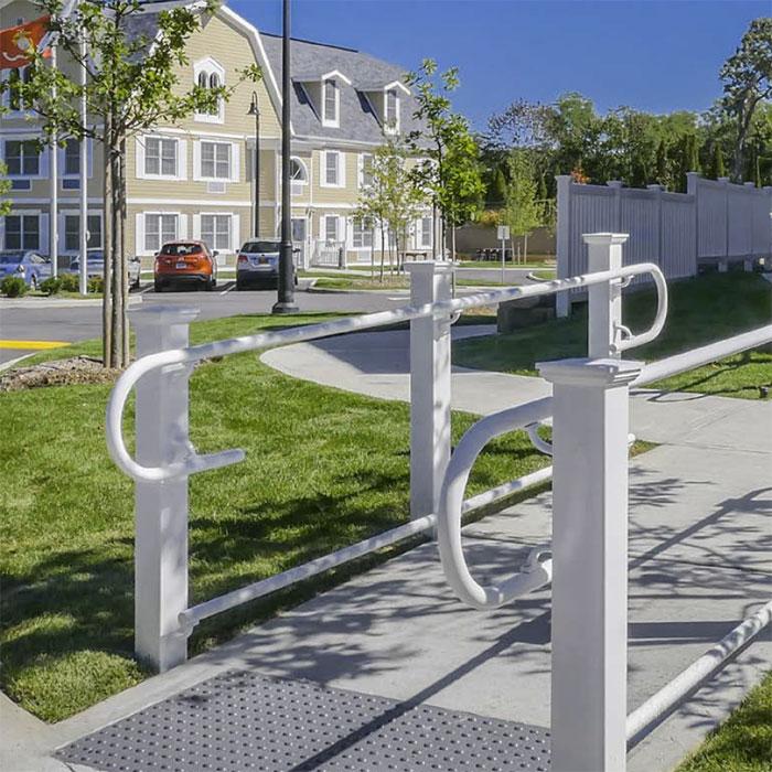 Illusions ADA Handrails