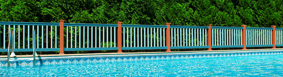 Illusions® Vinyl Railing