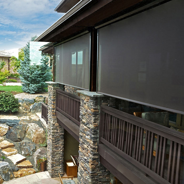 Insolroll Oasis 2800 Patio Sun Shade System