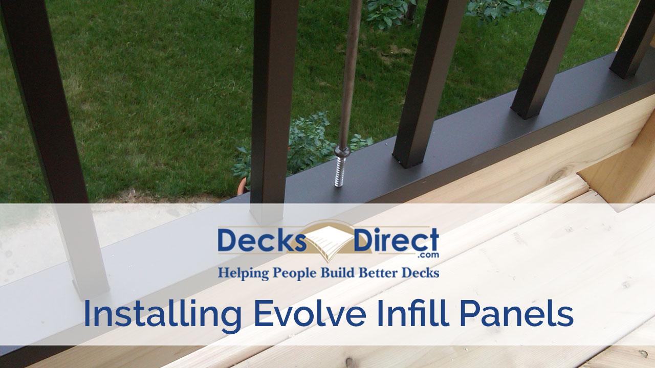 Installing Evolve Aluminum Panels