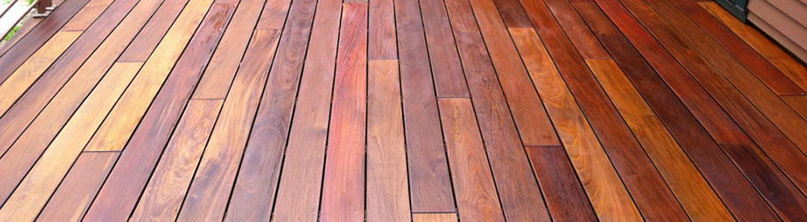 Ipe and Hardwood Oil