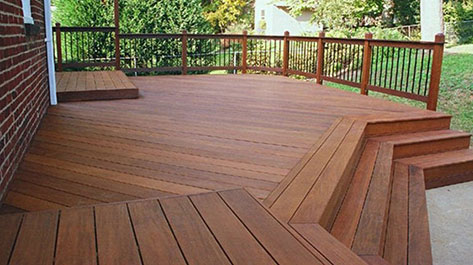 Deck Stain Image Gallery Messmer S Natural Wood Finishes