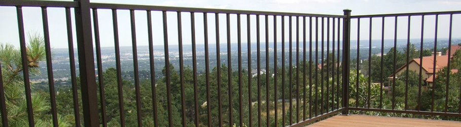 Top Selling Metal Railing Systems