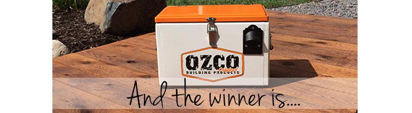 OZCO cooler blog