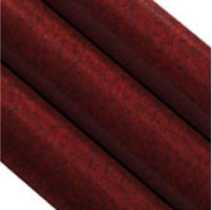 Red Deck Balusters