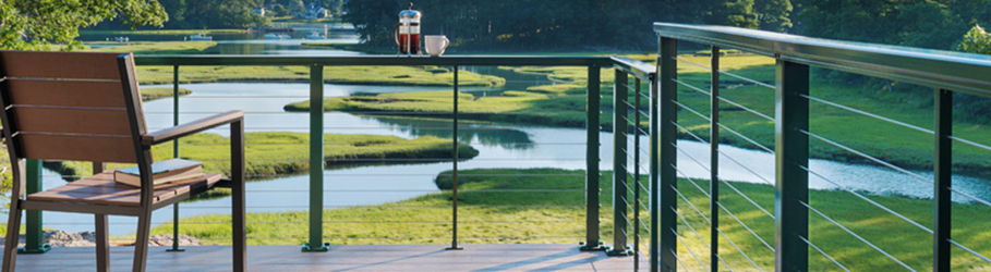 Shop All Cable & Glass Railing Systems
