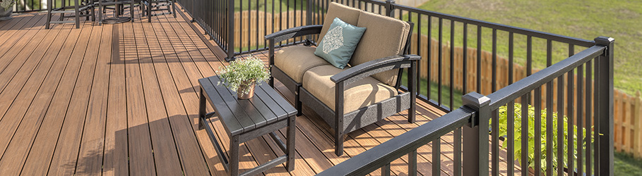 Shop All Metal Railing Systems