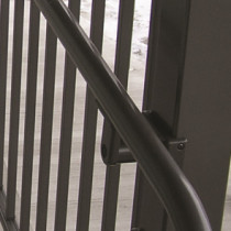 Solutions Aluminum Secondary Handrail