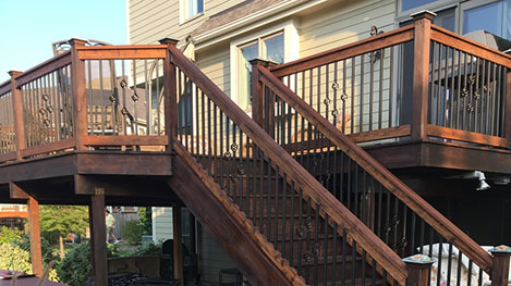 Deck Baluster Image Gallery