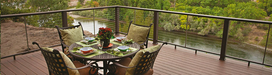 TimberTech Cable Railing