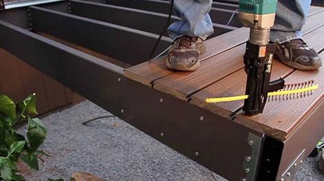 Trex Elevations Steel Framing