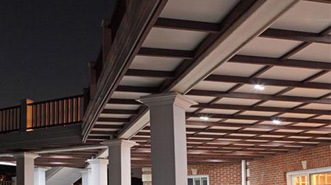 Trex RainEscape Deck Drainage Image Gallery