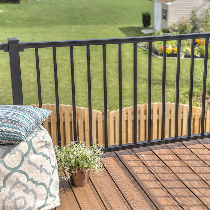 Trex Signature Deck Railing