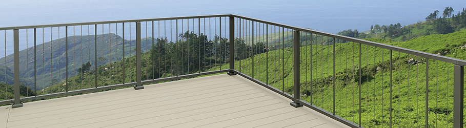 Vertical Cable Railing Systems