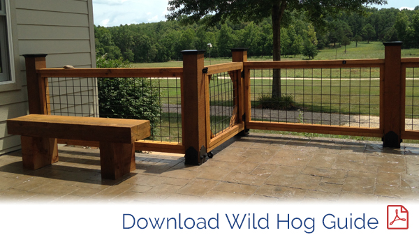 Download our Wild Hog Guide