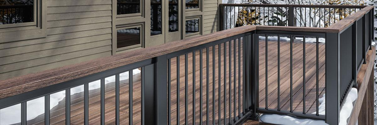 Your Source For Deck Lights Post Caps Deck Balusters