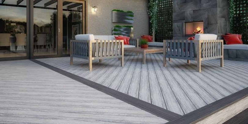 Learn more about how to lay out deck board patterns and create a one-of-a-kind composite decking design