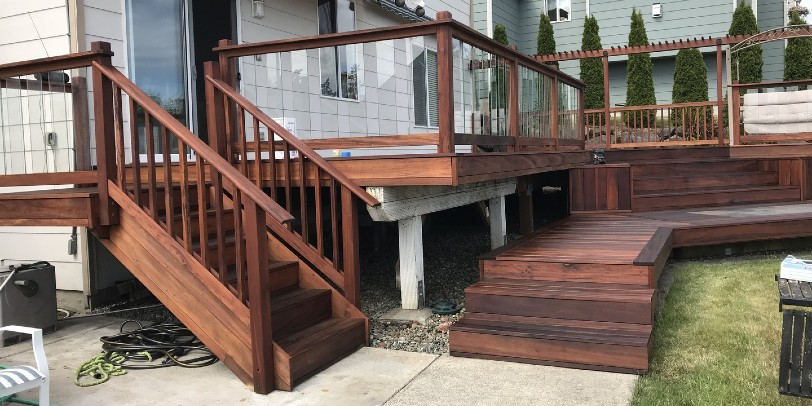 Deck Stain vs Deck Wood Oil
