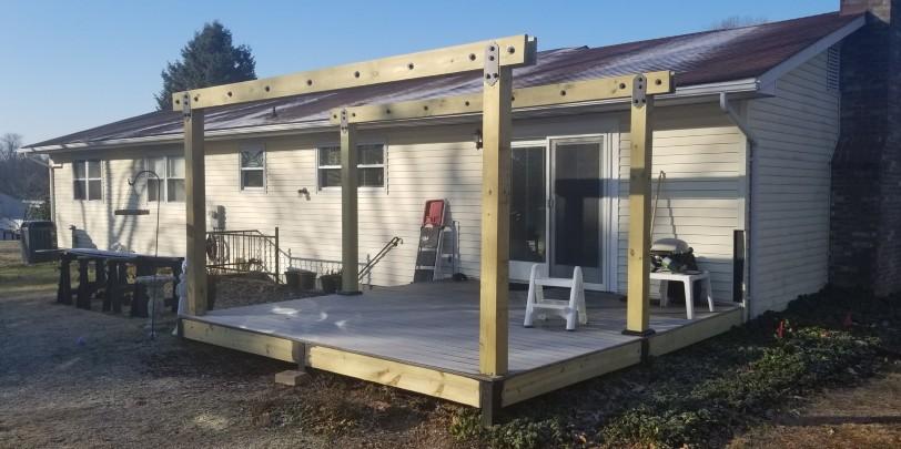 5 Tips on Building a Deck Frame