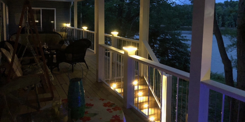 How to Choose Deck Lighting